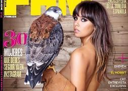 Cristina Pedroche Desnuda Y Fiera En Fhm La Verdad