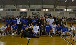 5.000 kilos de solidaridad deportiva