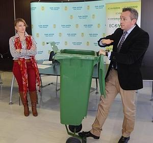 Nuevos contenedores facilitarán el reciclaje de vidrio a los bares
