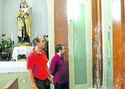 La Ermita De San Cayetano Lanza Un Sos La Verdad