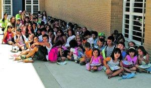 Una escuela de verano para la conciliación