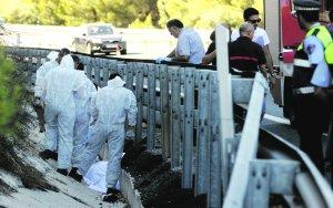 La Guardia Civil investiga la muerte de un rumano hallado en La Cadena