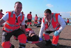 Cruz Roja se prueba en Villananitos