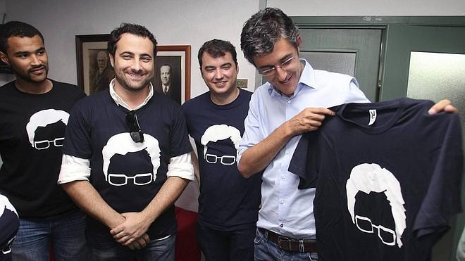 Eduardo Madina afirma que el congreso del PSOE busca «cambiar la historia del partido»