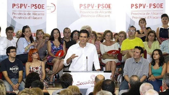 Sánchez: «Llego a las primarias del domingo con las pilas cargadas»