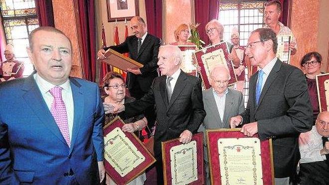 «A Murcia he dedicado todas mis ilusiones»