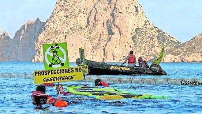 Los sondeos en el Mediterráneo en busca de petróleo siguen pendientes de autorización
