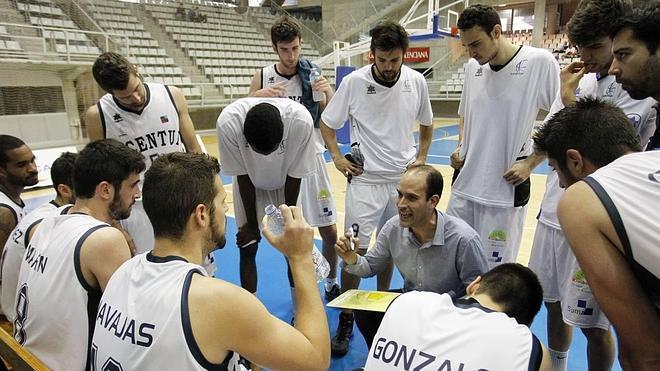 Gallego: «El Lucentum ha demostrado que está al nivel del Amics Castelló»