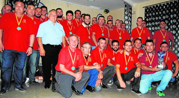 Murcia Arrasa En El Nacional De Pesca Mar Costa Dúos La Verdad