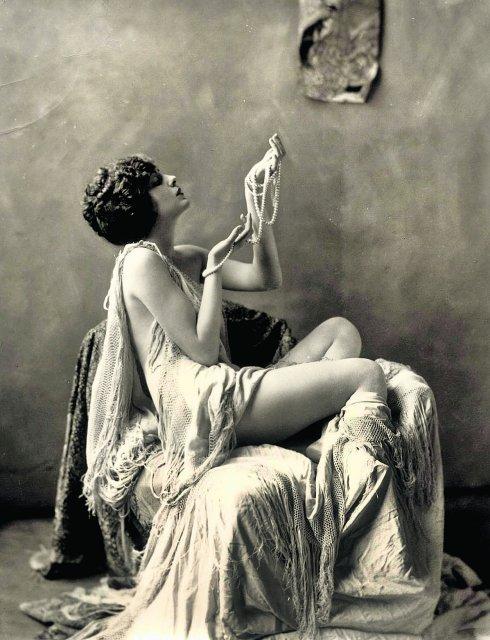 La Venus Desnuda Del Cine Mudo La Verdad
