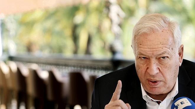 Margallo afirma el objetivo del PP es desarrollar un plan general de la marca España