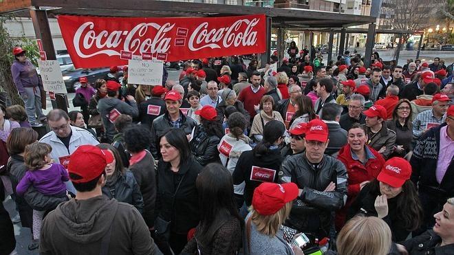 El Supremo confirma la validez del ERE en las embotelladoras de Coca Cola