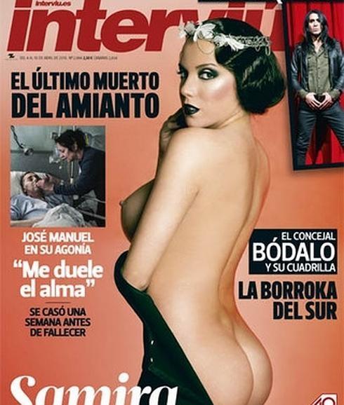 Samira Se Desnuda En Interviú Después De Ser Rechazada En Gh Vip