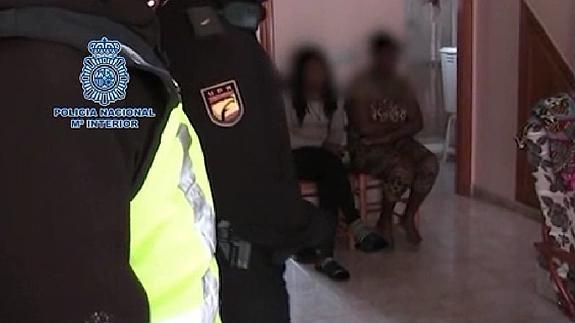 Zona de prostitutas numero de prostitutas españa