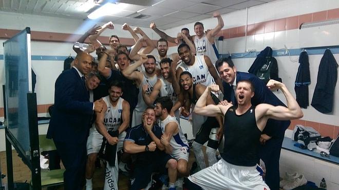 Triunfo, 'playoff' y a Europa