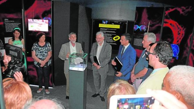 La Caixa abre en el puerto la exposición 'Ilusionismo ¿Magia o Ciencia?'
