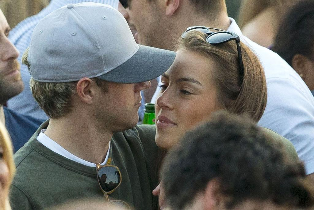 Niall Horan Y Su Novia