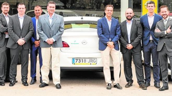 Grupo Hefame y Opel Marcos Motor, comprometidos con el medio ambiente