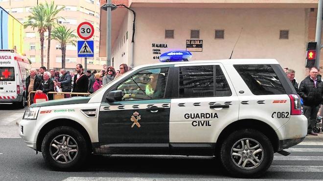Un maltratador retiene a su expareja seis meses en un piso de Novelda
