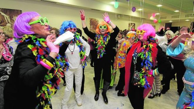 Las amas de casa abren el Carnaval