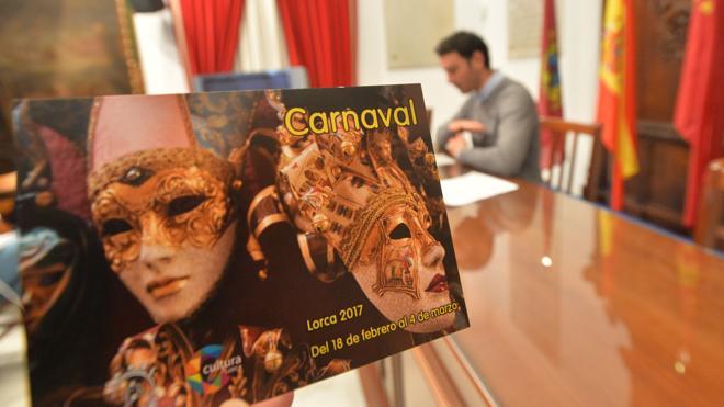 Veintidós comparsas tomarán parte en el desfile de Carnaval de Lorca