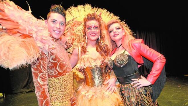 El Carnaval prepara su gran desfile