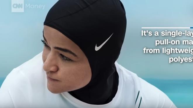 El 'Pro Hijab', el nuevo producto para las atletas musulmanas