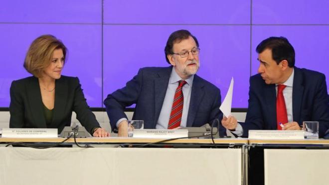 Varios dirigentes del PP piden esperar a que los jueces se pronuncien sobre Sánchez
