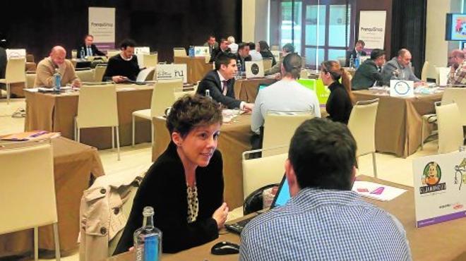 FranquiShop reúne a las franquicias con los emprendedores murcianos