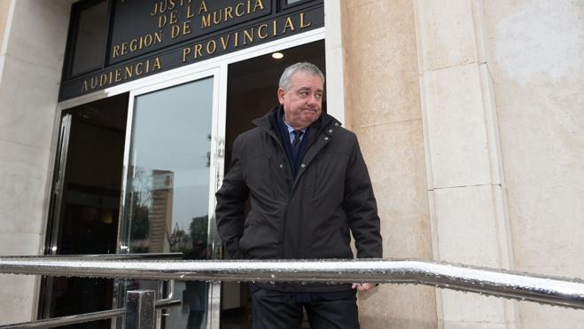 Enrique Quiñonero será el instructor en el proceso de la rama de Murcia del 'caso Púnica'
